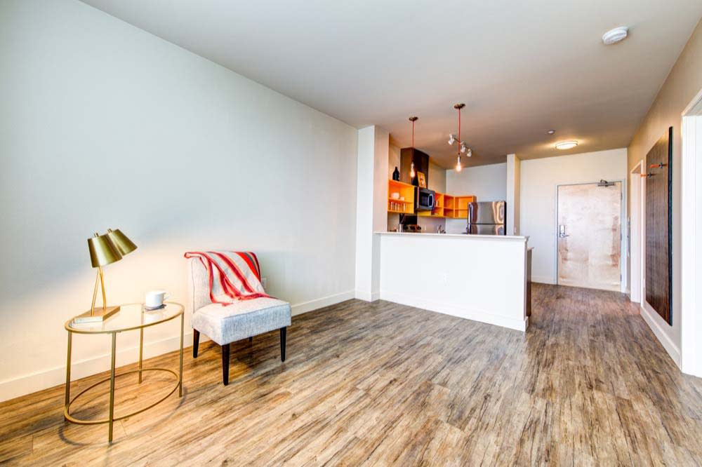 Spacious apartments at Anthem on 12th in Seattle, WA