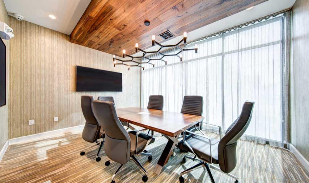 Conference room at Marq 31