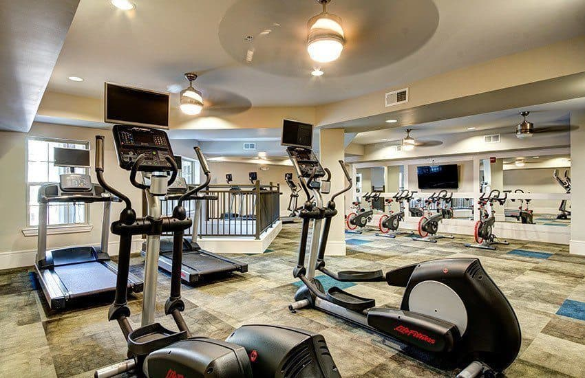 Get in shape at The Marq at Weston in Morrisville, NC