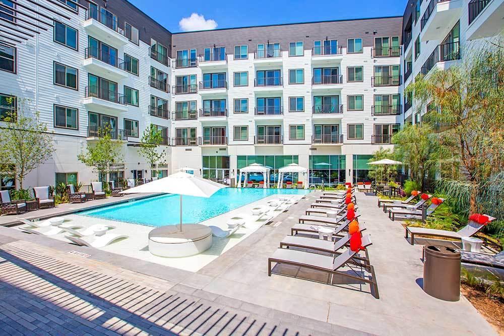Pool at Marq on Burnet in Austin, TX