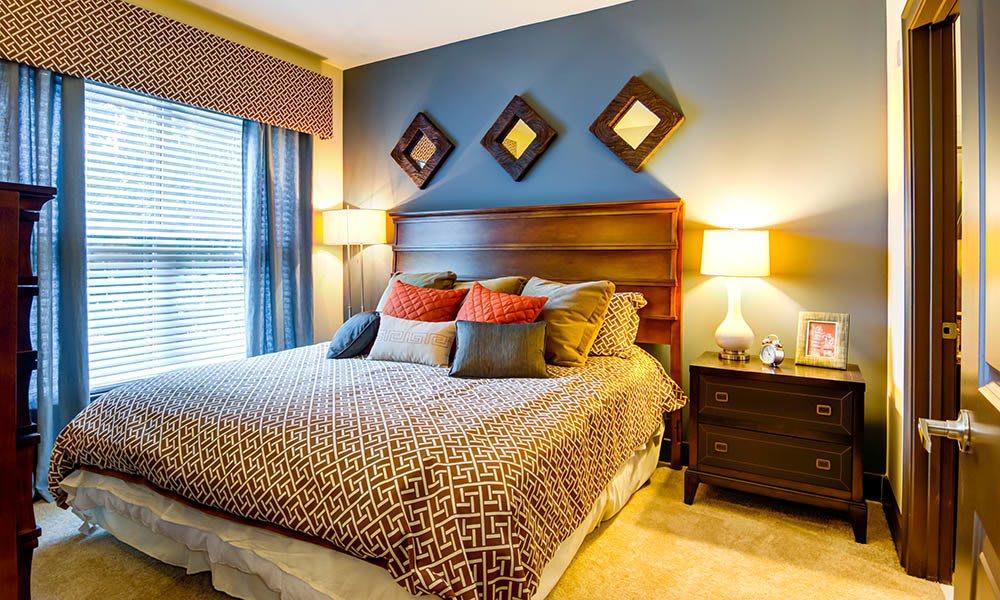 Bedroom at Marq Eight in Atlanta, GA