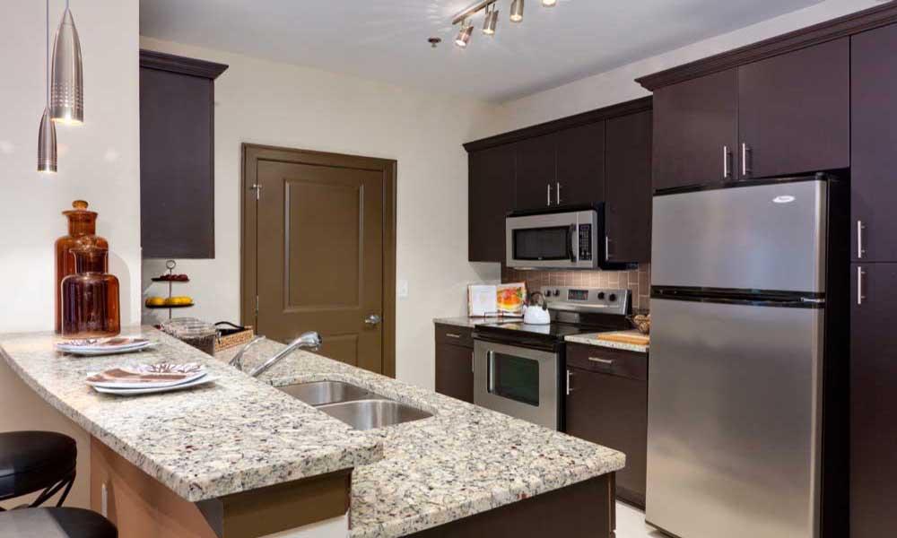 Spacious kitchen in our Atlanta, GA apartments