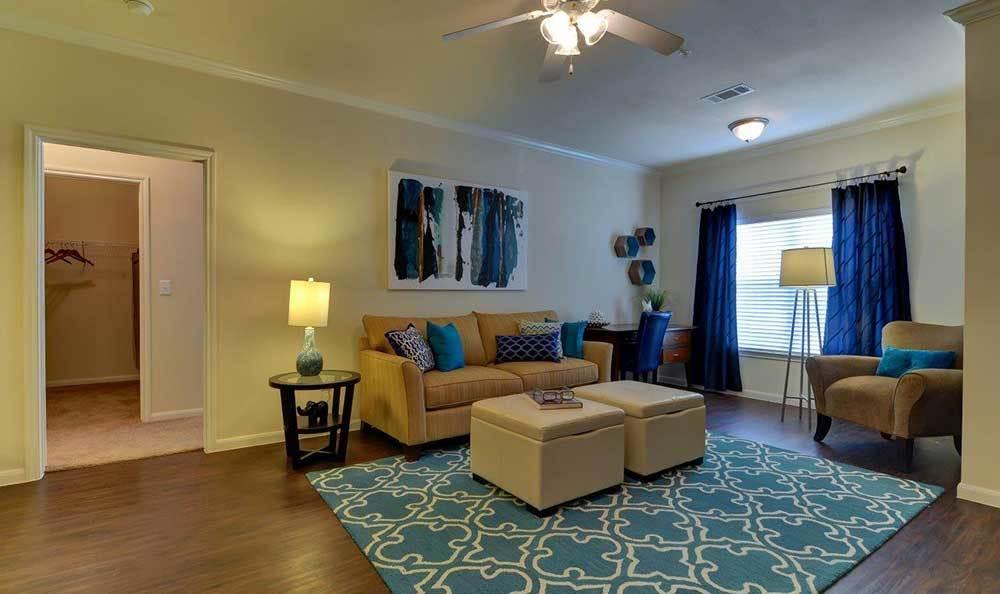 Spacious apartments located in San Antonio