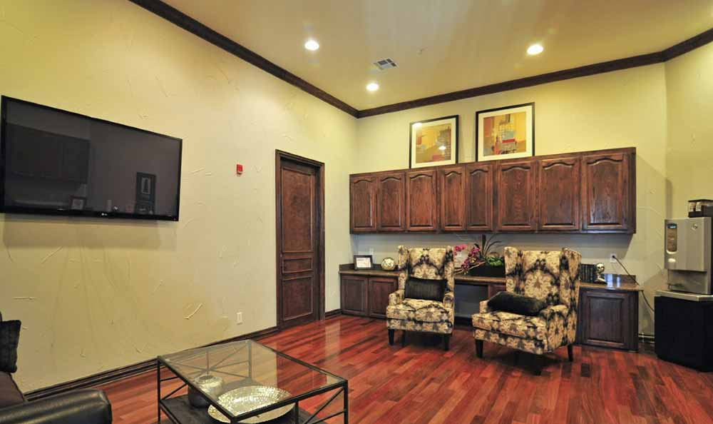 Ample space in Marquis at Stone Oak in San Antonio