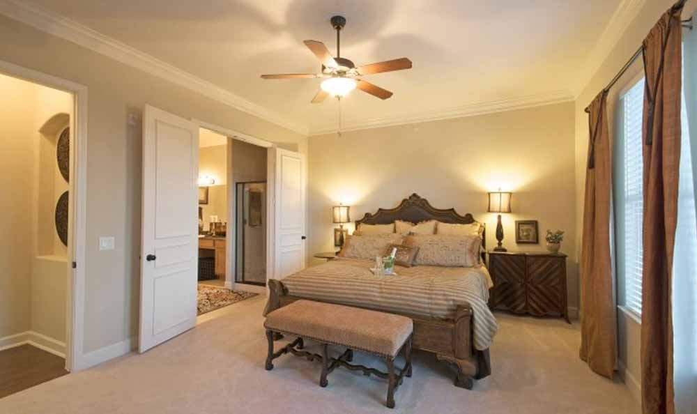 Ample living space in Marquis at TPC, San Antonio