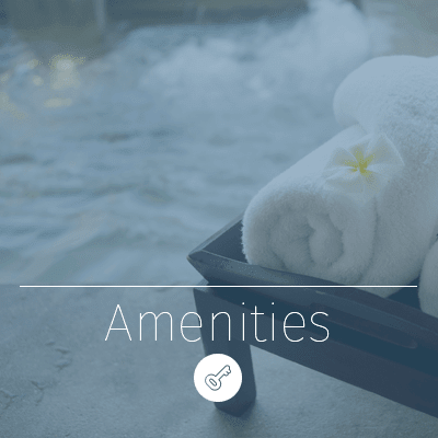 Inspired amenities at M5250