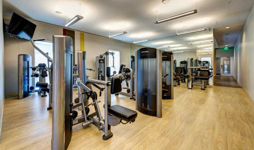 Get fit at M5250, in Houston, TX