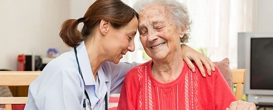 Our well-trained staff truly care about the residents at our AssistedSenior.com communities