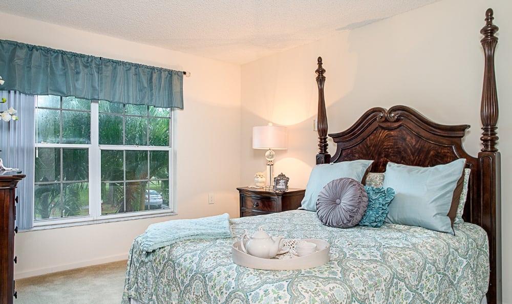 Bedroom at Grand Villa of Delray West in Delray Beach, FL