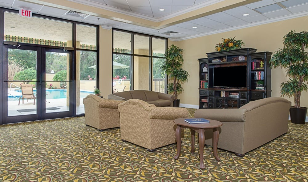 Common Area at Grand Villa of DeLand in DeLand, Florida