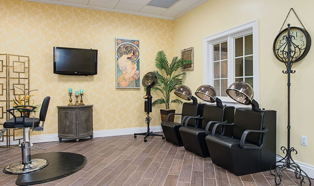 Spa & Salon at Grand Villa of DeLand in DeLand, Florida