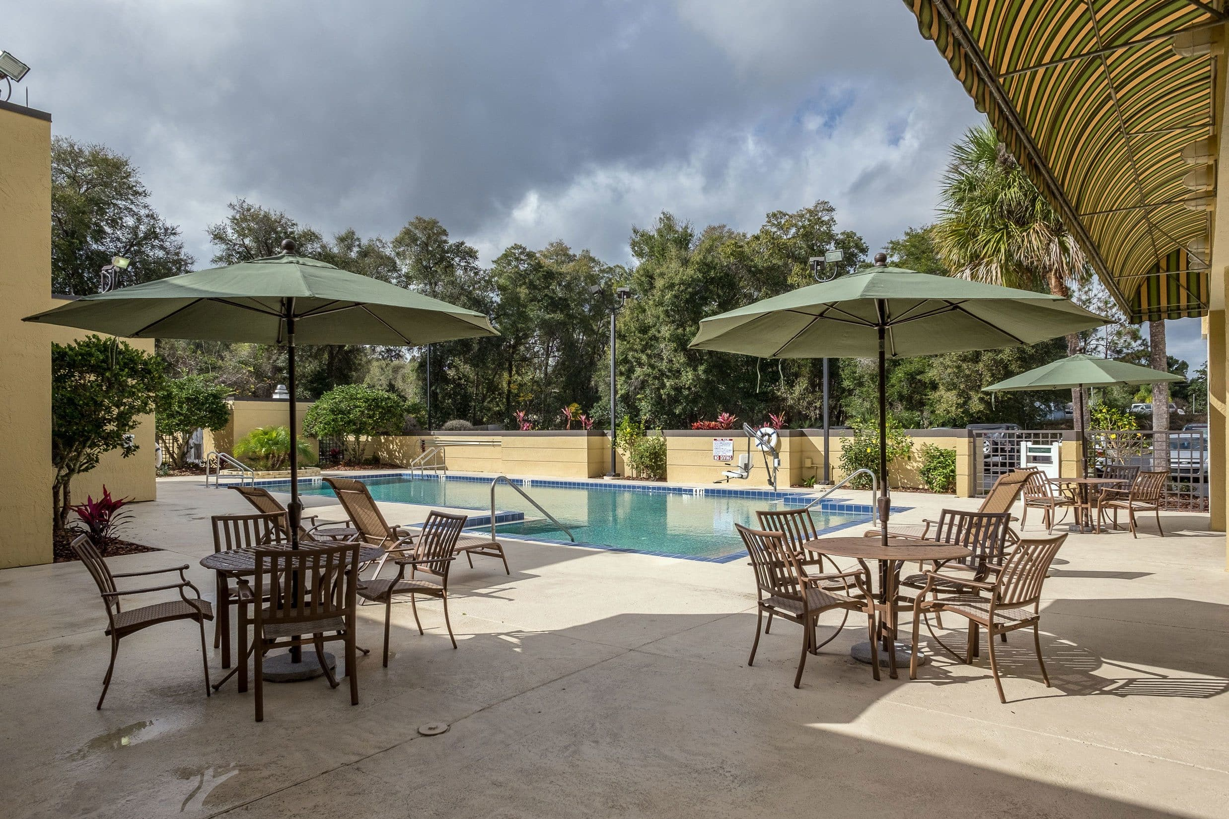 Swimming Pool at Grand Villa of DeLand in DeLand, Florida