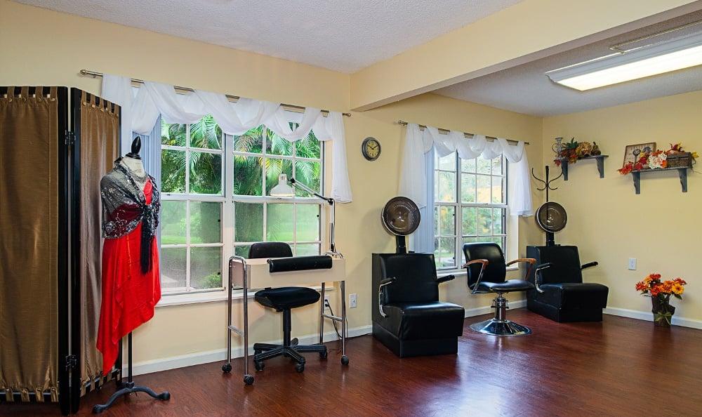 Spa At Grand Villa of Delray East In Delray Beach FL