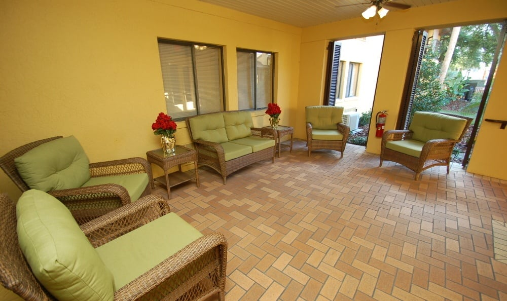 Lounge at Grand Villa of Altamonte Springs in Altamonte Springs, Florida