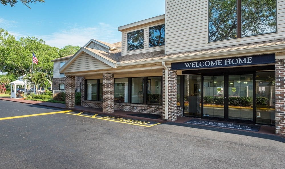 Welcome at senior living in Ormond Beach, FL