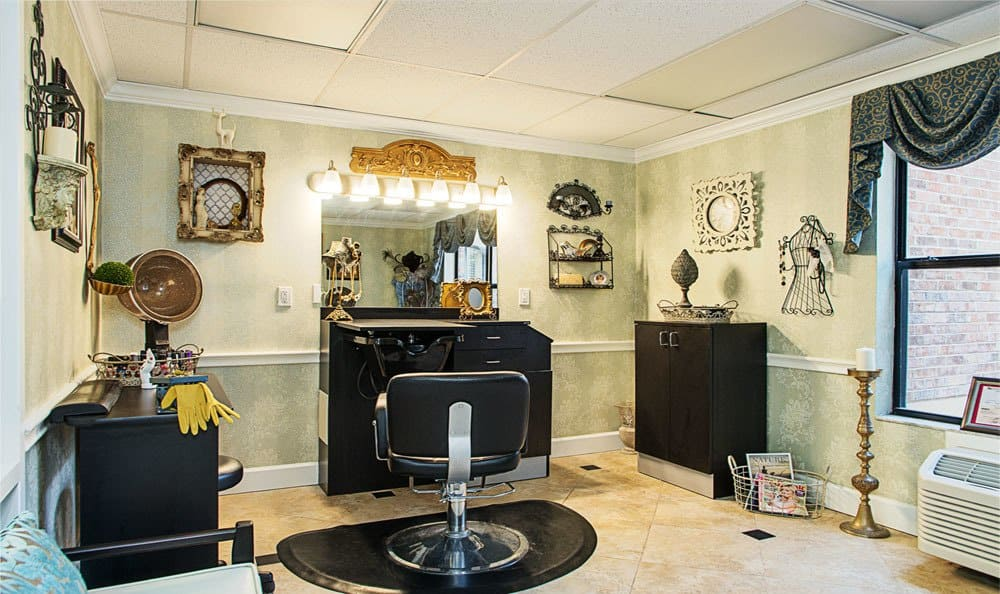 Salon at senior living in Ormond Beach, FL