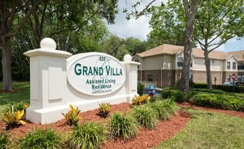 Welcome to our wonderful assisted living community here at Grand Villa of Ormond Beach!