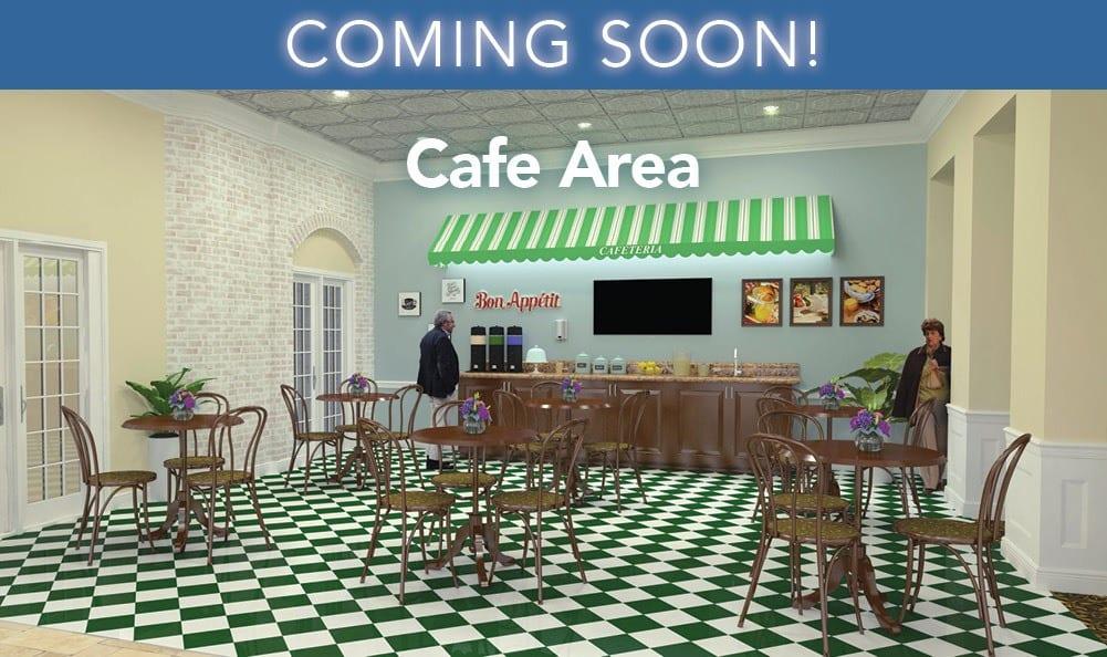 Cafe at Grand Villa of Boynton Beach