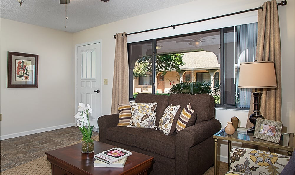 Living Space at Grand Villa of Englewood in Englewood, Florida