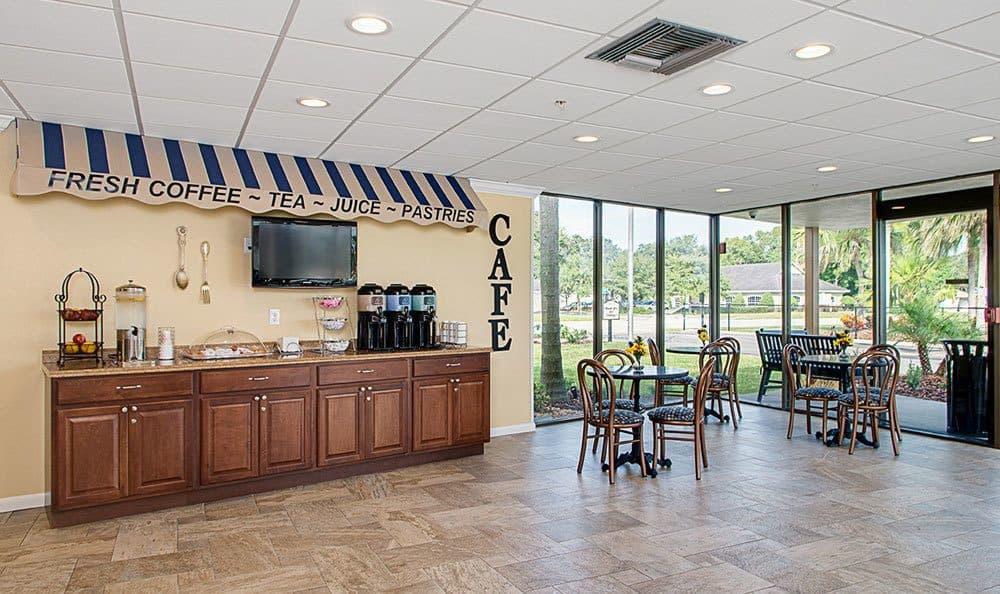 Cafe at Grand Villa of Lakeland in Lakeland, FL
