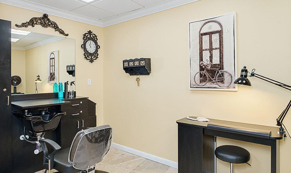 Spa & Salon at Grand Villa of Lakeland in Lakeland, FL