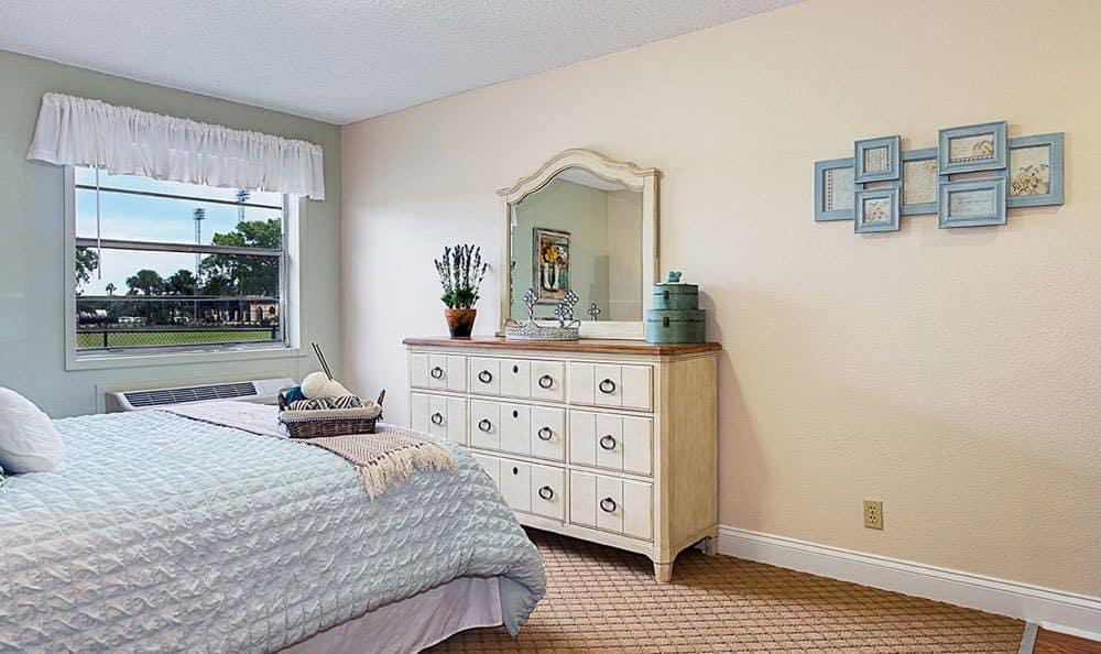 Bedroom at Grand Villa of Lakeland in Lakeland, FL