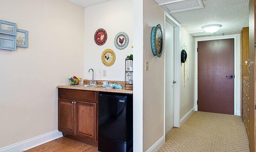 Living Space at Grand Villa of Lakeland in Lakeland, FL