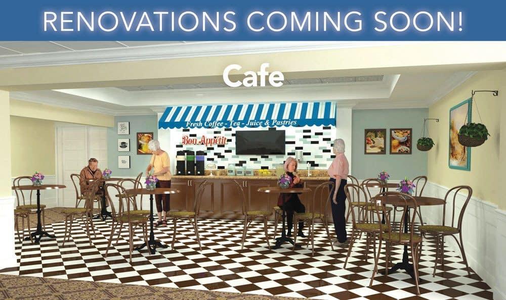 Cafe at Grand Villa of Deerfield Beach