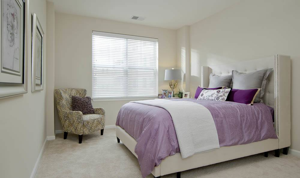 Decorate your new bedroom to perfection  The Morgan in Chesapeake, VA