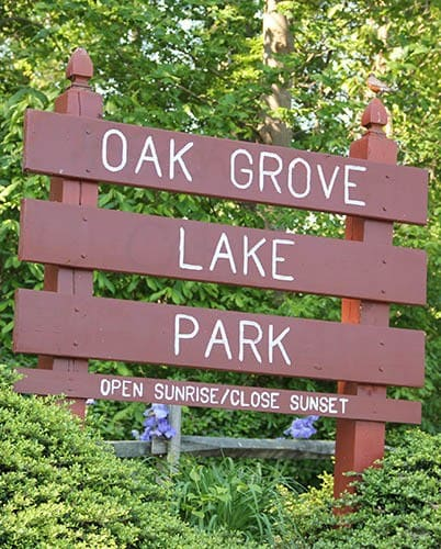 Oak Grove Lake Park