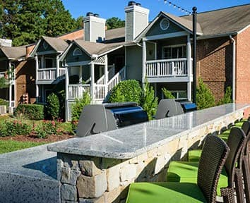 Cumberland Cove in Raleigh, NC offers beautiful apartment homes