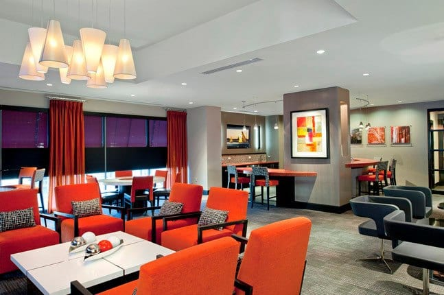 Our Silver Spring, MD apartments has great dining areas