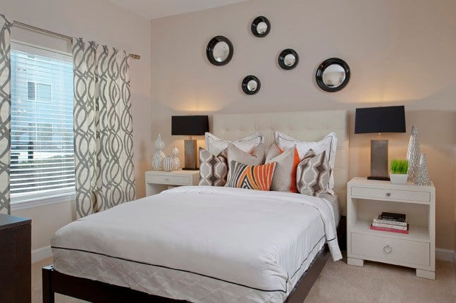 Our Silver Spring apartments have spacious bedrooms