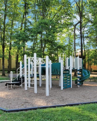 Neighborhood playground at Amber Commons