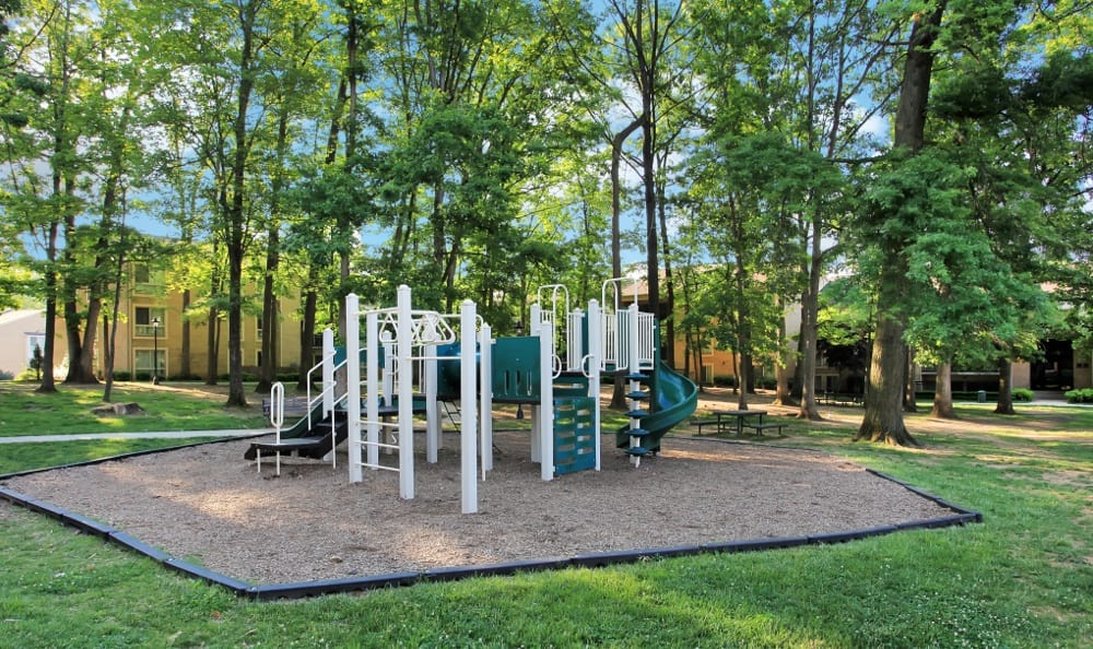 Our Gaithersburg, MD apartments has a park