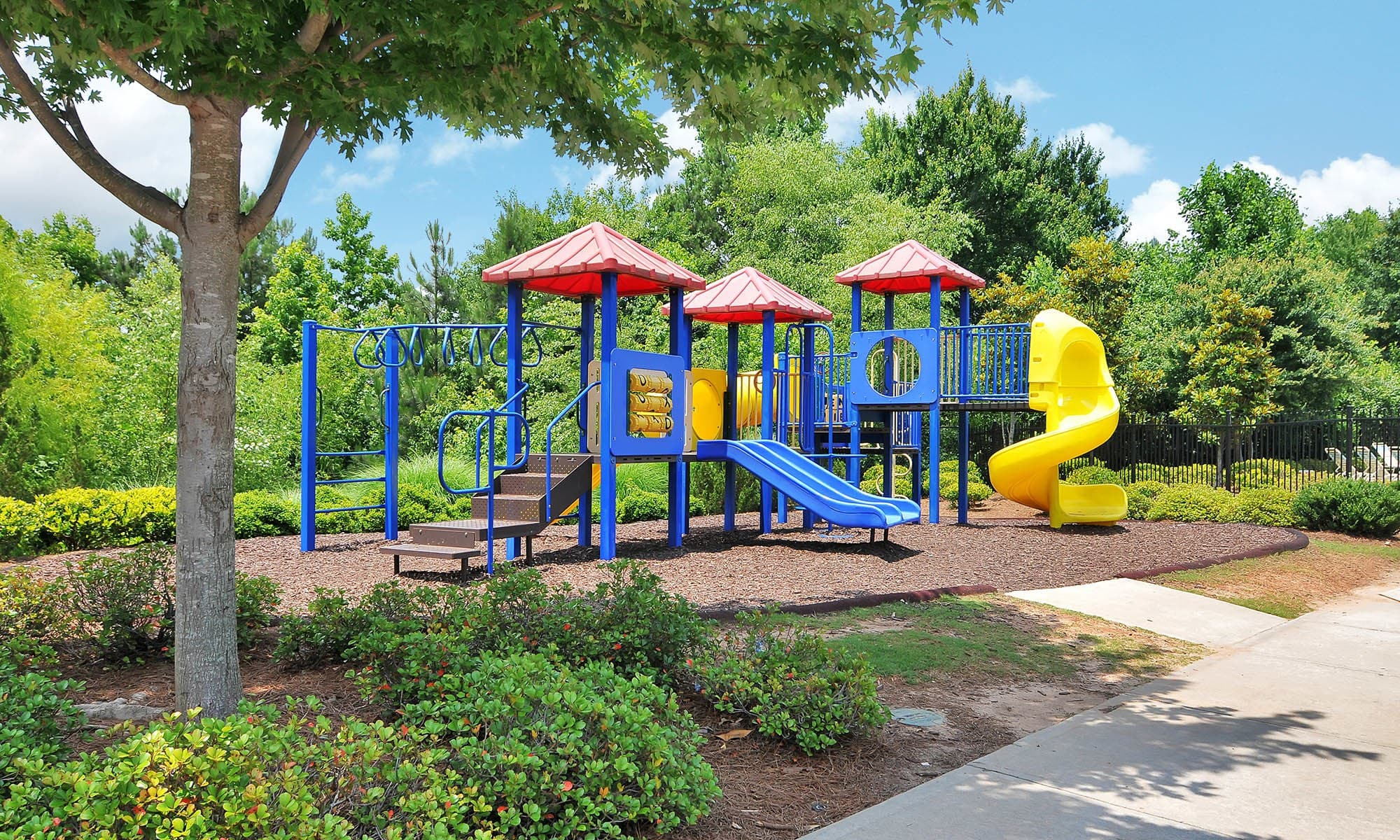 The Reserve at Ivy Creek has a playground