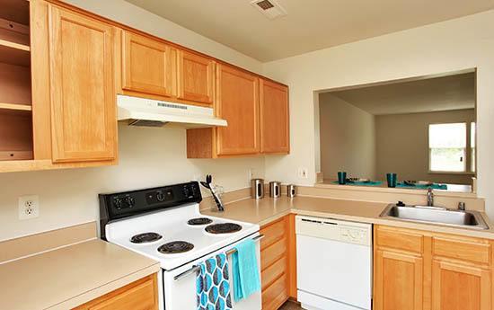 Kitchen at Salem Fields