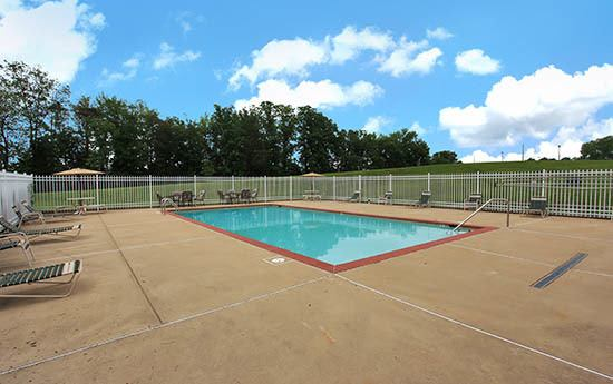 Pool at Salem Fields
