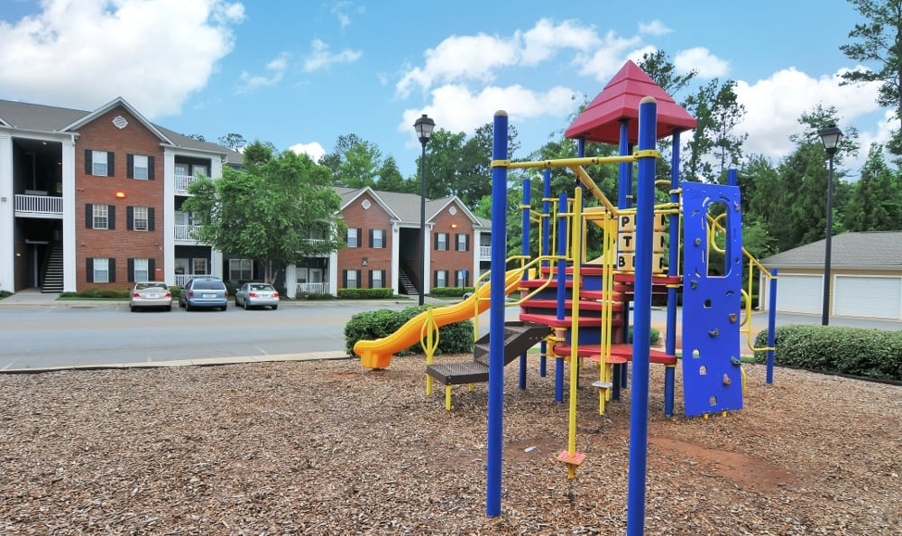 Lots of options for children at Cobblestone Landing Apartments in Kennesaw, GA