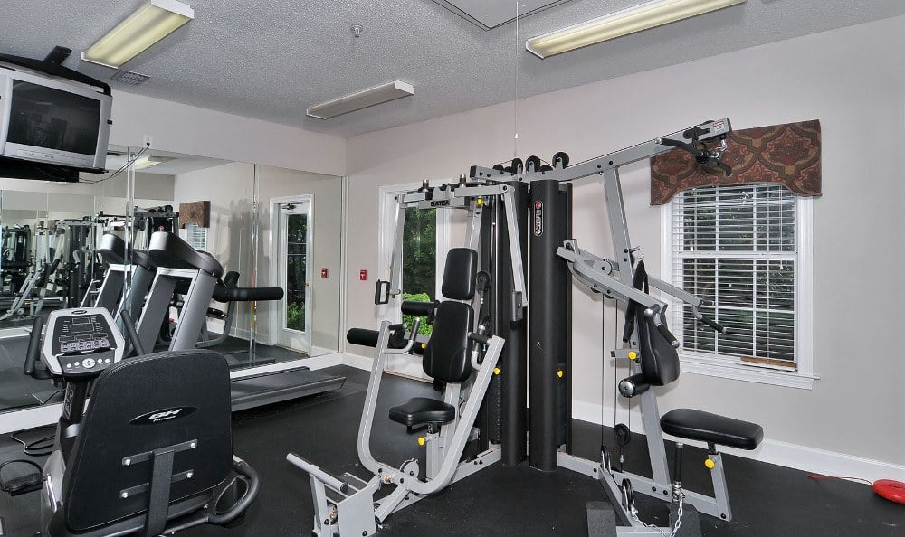 Fitness Center at our apartments in Acworth, GA