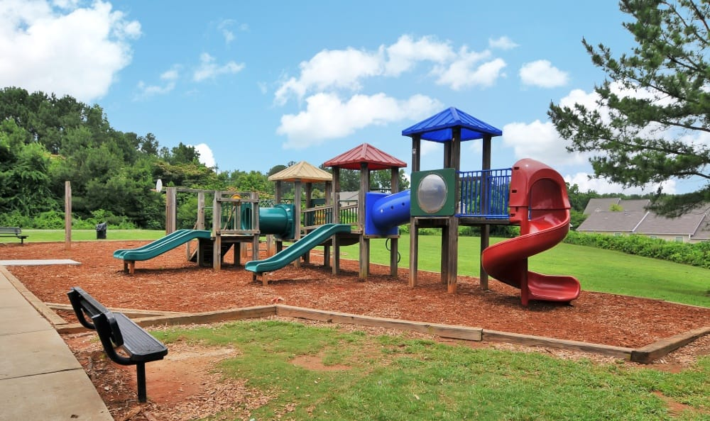Kid Friendly Environment at our apartments in Acworth, GA