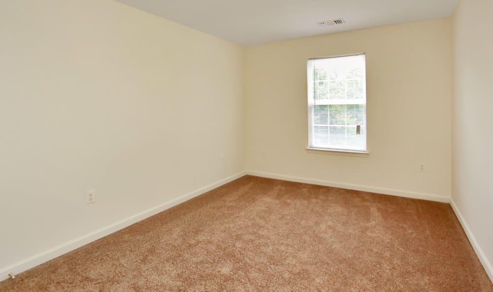 Second bedroom at England Run North Apartments in Fredericksburg, VA