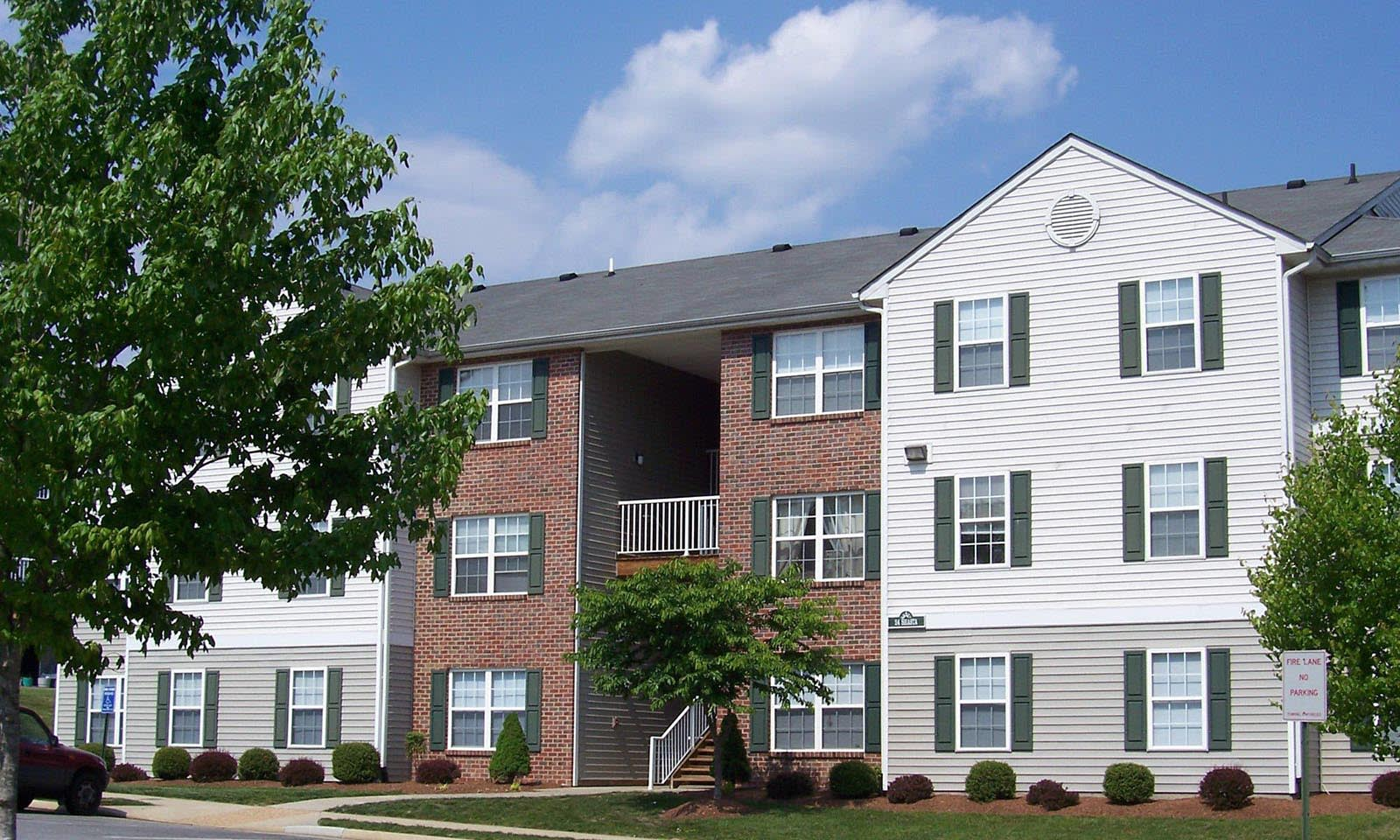 Apartments in Fredericksburg, VA