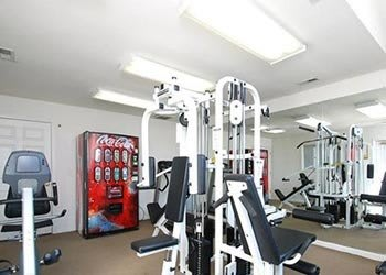 Exercise facility at our apartments in Stafford, VA
