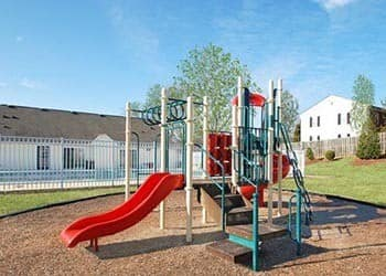 Playground at our apartments in Stafford, VA