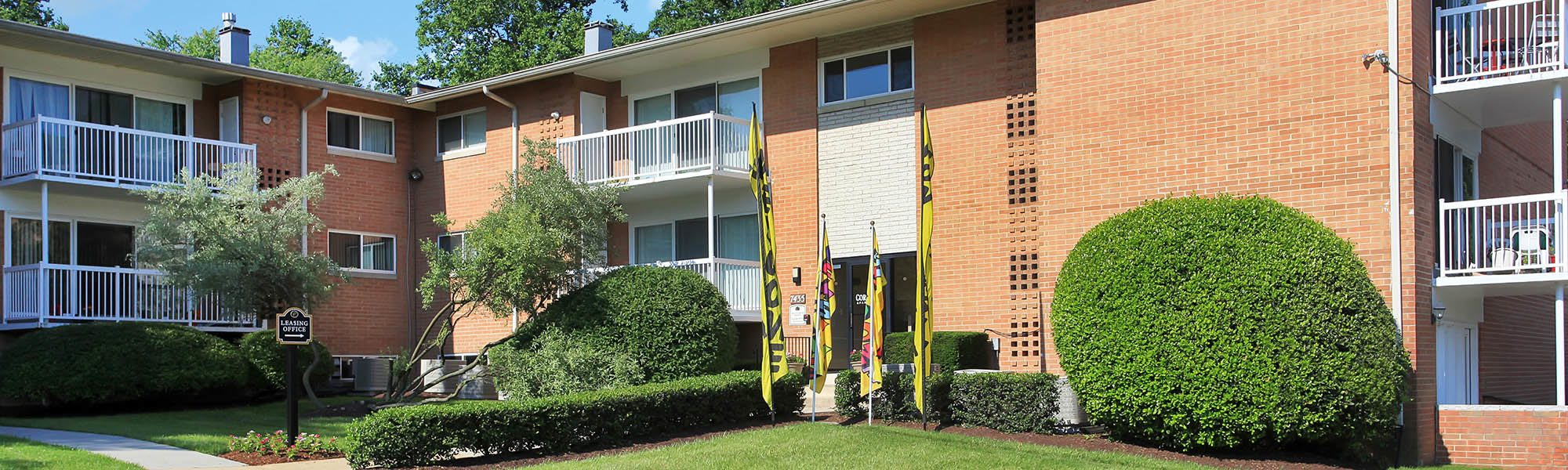 Apply to live at our apartments in Falls Church