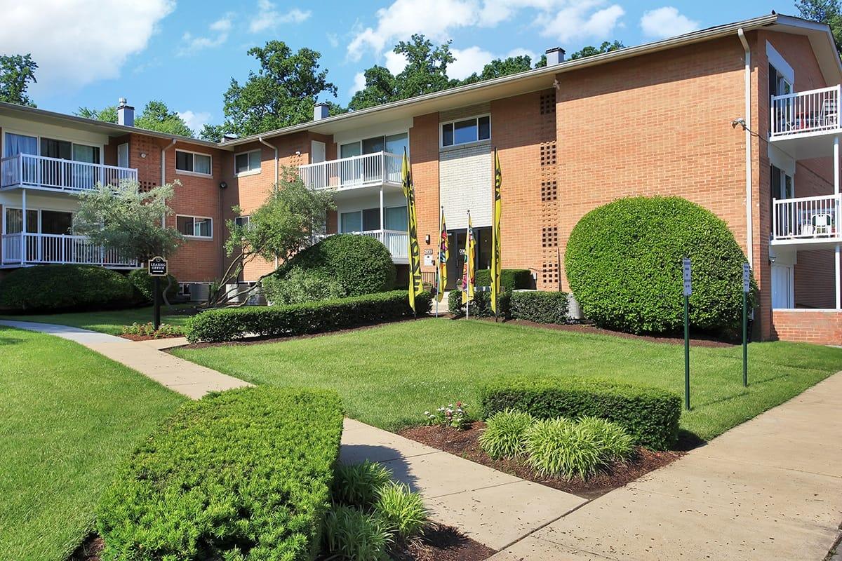 Coralain Gardens Apartments Leasing Office in Falls Church, VA
