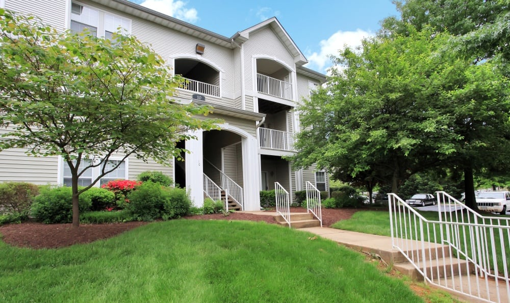 Beautiful Apartments for rent at Highland Commons in Warrenton, VA.