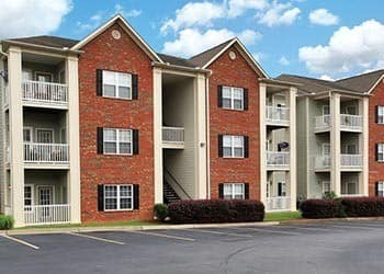 Newly remodeled apartments in Greenville, SC