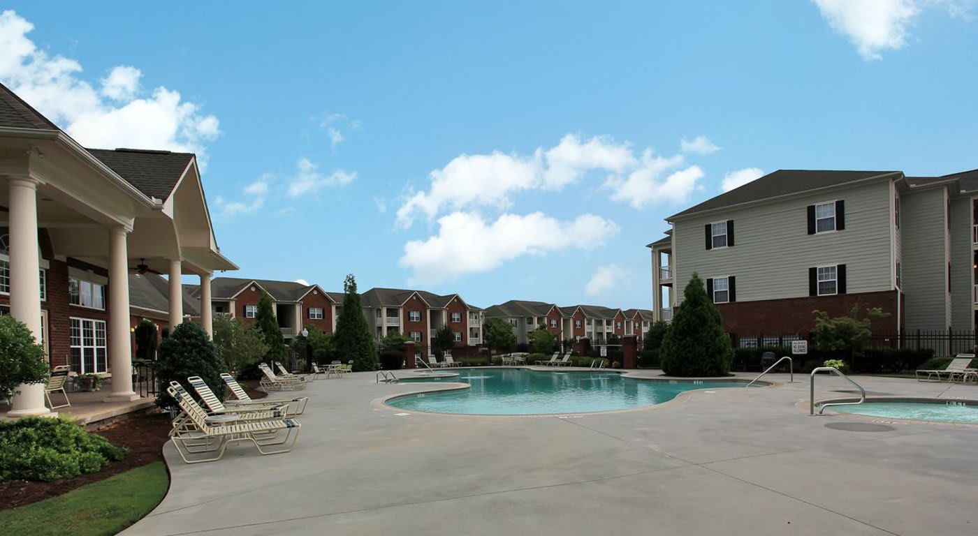 Relax in your new apartment home in Greenville